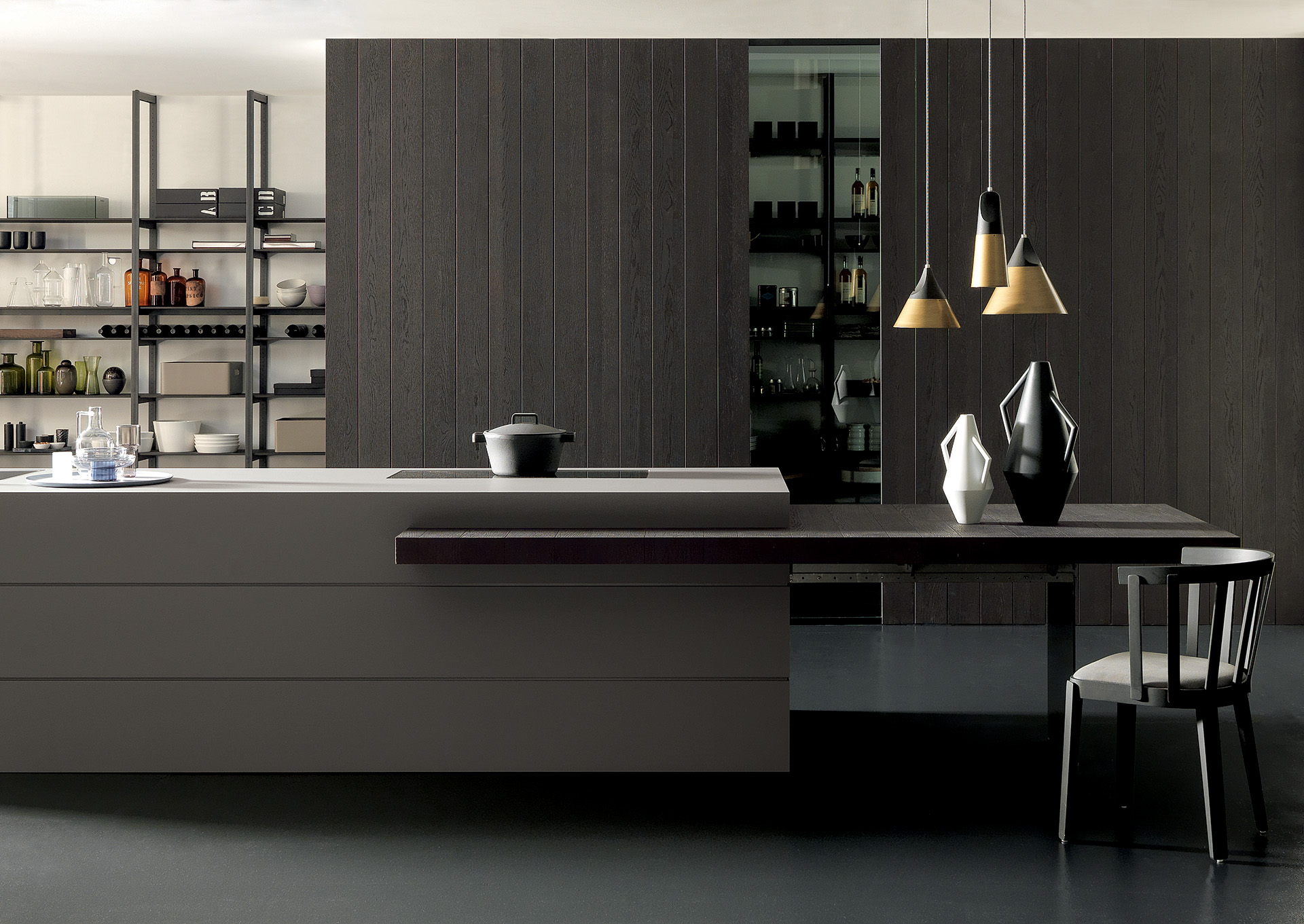 Modulnova living wardrobe kitchen also visually the for Arredamenti stadio seregno