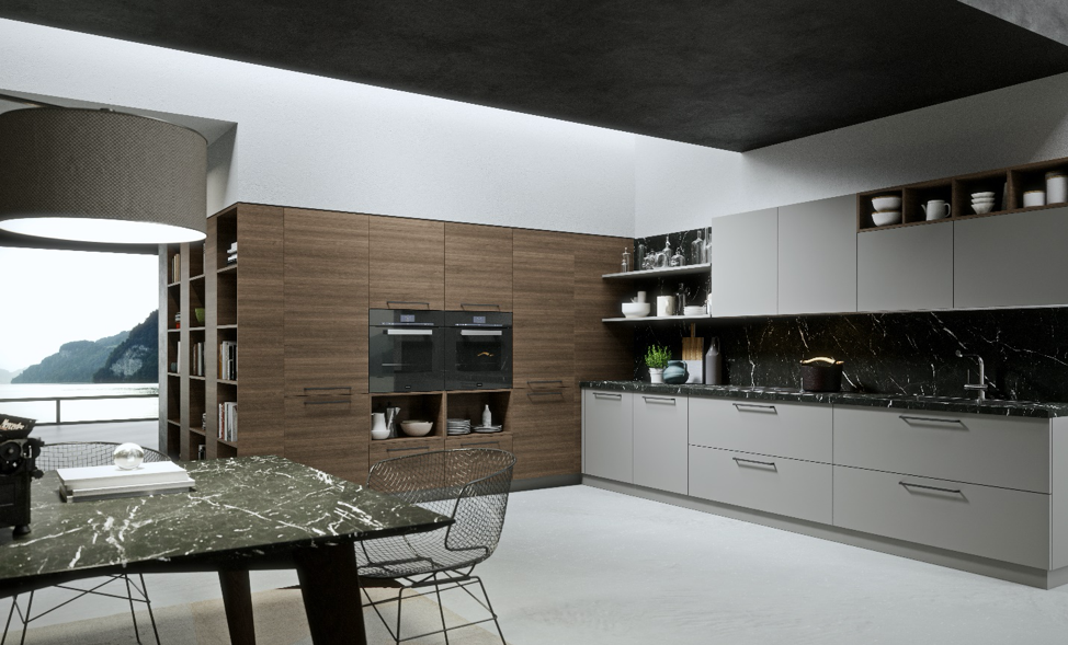 Record e Cucine https://www.recordcucine.com/en/ Cortina, People, Modern Collection