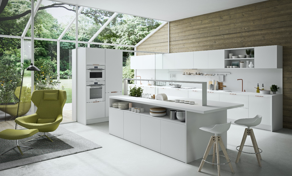 Kitchen by RecordCucine. The finest in Italian Luxury kitchen design. https://www.recordcucine.com/en/